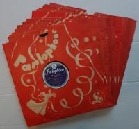 Parlophon, Original Schellack Markenhüllen