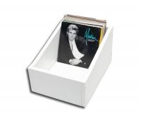 Single Wood Box weiß - 7inch Holzbox