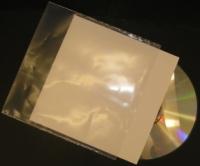 CD Schutzhüllen für ein Pappcover