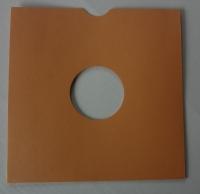 """8"""" Schellack Cover, braun, für 20 cm Schellackplatten"""