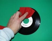 Schallplatten Reinigungstuch 5er-Pack