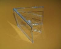 2er CD-Leerbox schmal mit Tray, transparent (25 Stk.)