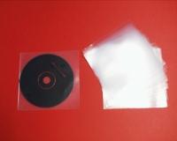 CD-Booklet Schutzhüllen stark PE ohne Verschluss (100 Stk.)