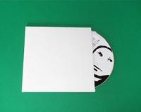 CD-Cover Karton ohne Verschluss (100 Stk.)