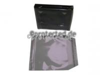CD-Schutzfolie für 2er CD-Leerbox mit Klebeverschluss (100 Stk.)