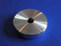 """7"""" Single Puck aus Aluminium"""